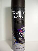 Покровная краска с блеском для гладкой кожи Coccine Farben