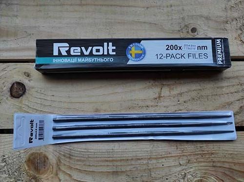 Напильник Revolt 4 мм (высокое качество)
