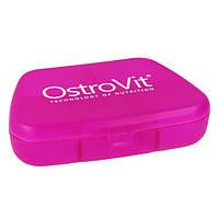 OstroVit, Таблетница Pill Box pink
