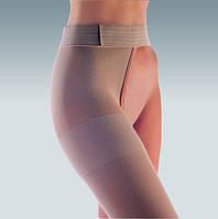 Компрессионный чулок на одну ногу с застежкой на талии SIGVARIS MEDICAL TRADITIONAL 2 класс для женщин и муж