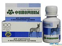 Фитомины для укрепления и восстановления суставов для собак и щенков