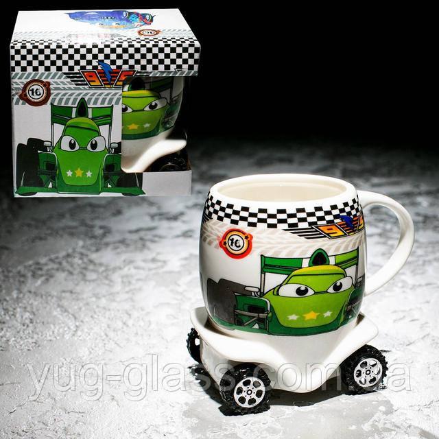 детская чашка на колесах