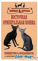Восточная ориентальная кошка. Ширякова.