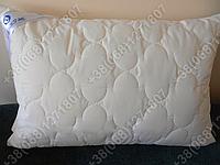 Подушка Merkys 40x60 Bianka со съемной стеганой наволочкой