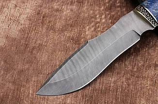 """Нож ручной работы из дамасской стали """"Боец"""", фото 2"""