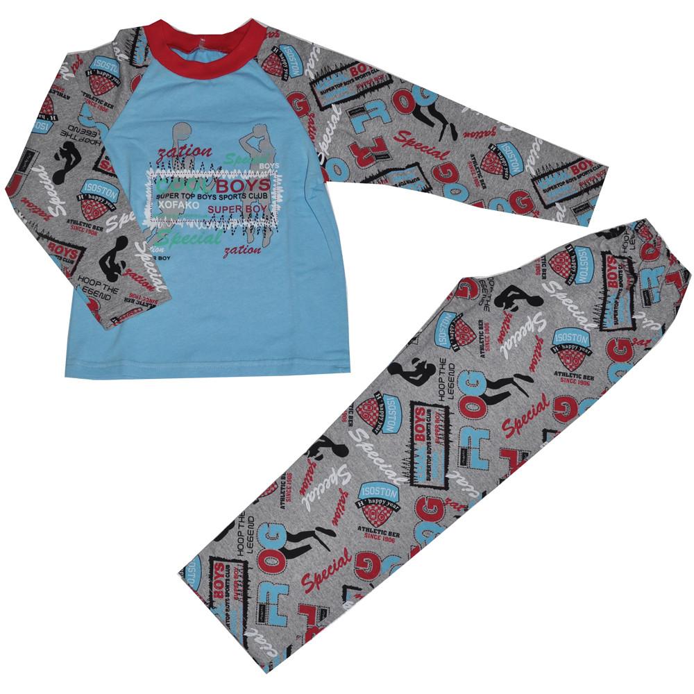 Пижама детская для мальчика, 92 р