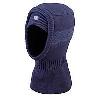 Зимняя шапка-шлем для мальчика TuTu арт. 3-005237(48-52, 52-56)