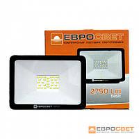 Прожектор светодиодный ES-50-504 BASIC-XL 2750Лм 6400К, фото 1