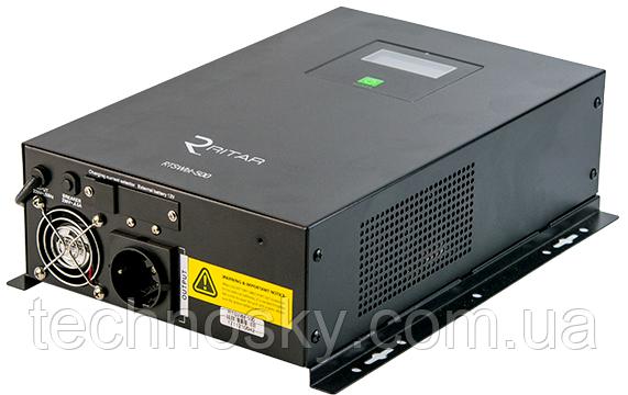 ИБП с правильной синусоидой Ritar RTWSbt-500 (300Вт, 12В, с АКБ)