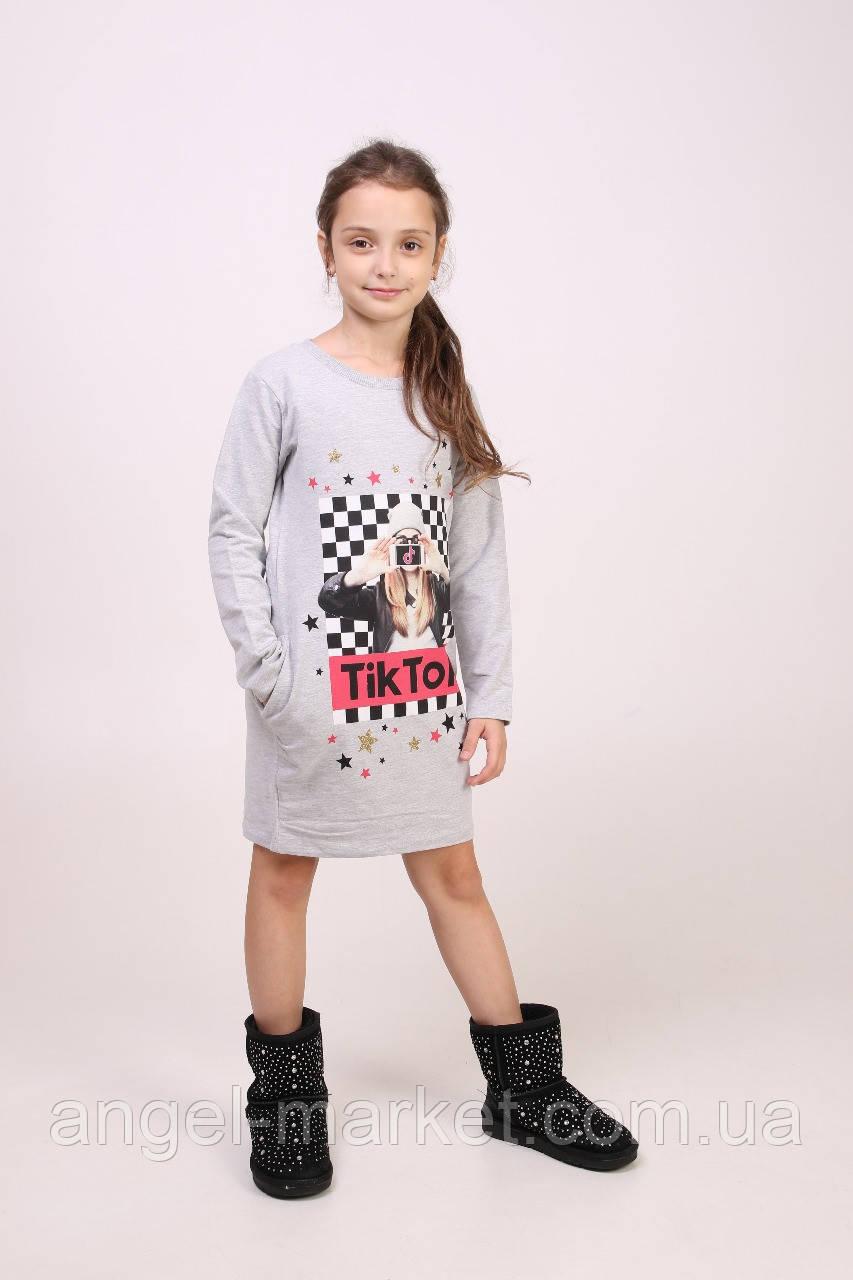 Платье для девочки Tik tok Breeze