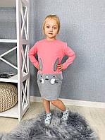 Платье для девочки Зайка  Breeze