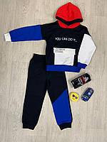 Костюм для мальчика с карманом 5-8 лет Турция