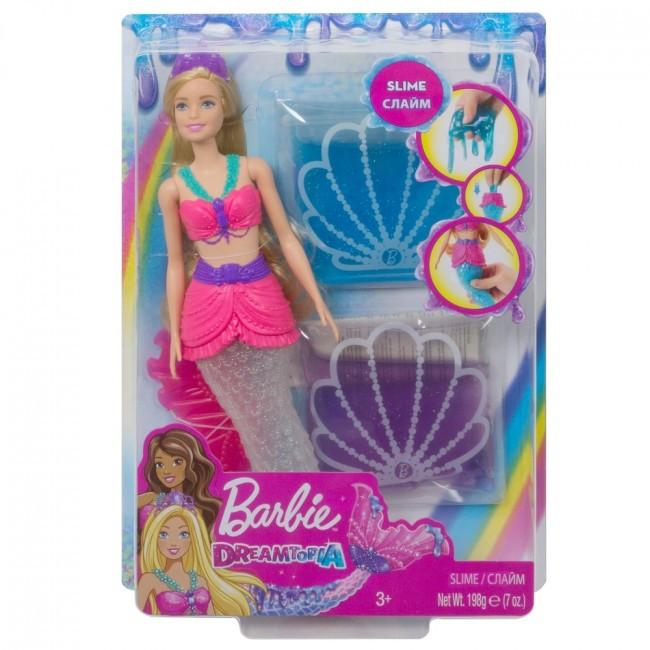 """Русалка """"Неймовірні кольори"""" серии Дрімтопія Barbie"""
