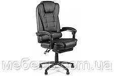 Кресло для врача Barsky BFR-01 Freelance, кресло ПУ, черный, фото 2