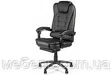 Кресло для врача Barsky BFR-01 Freelance, кресло ПУ, черный, фото 3