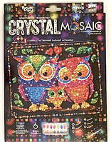Мозаика из кристаллов Crystal mosaic Данкотойс