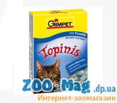 Витамины для кошек Гимпет Топинис рыба 190тб
