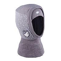 Зимняя шапка-шлем для мальчика TuTu арт. 3-005236(48-52, 52-56), фото 1