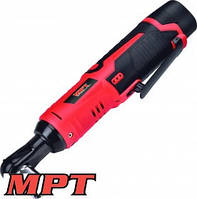 "MPT Трещотка ударная 3/8"" аккумуляторная, 12 V, Li-ion, 1.5 Ач, 40 Нм, 280 об/мин, аксес.7шт, кейс, Арт.:"