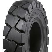 Шина суцільнолита для навантажувачів Solid Tyre 8.15-15 (28X9-15) /STD/ STARCO Unicorn