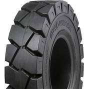 Шина цельнолитая для погрузчиков Solid Tyre 6.50-10 /STD/ STARCO Unicorn