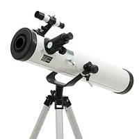 Телескоп F70076TX в пластиковом боксе Magnifier 118/700 для астрономических наблюдений