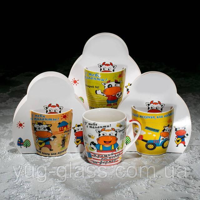 Прикольные чашки к Новому году