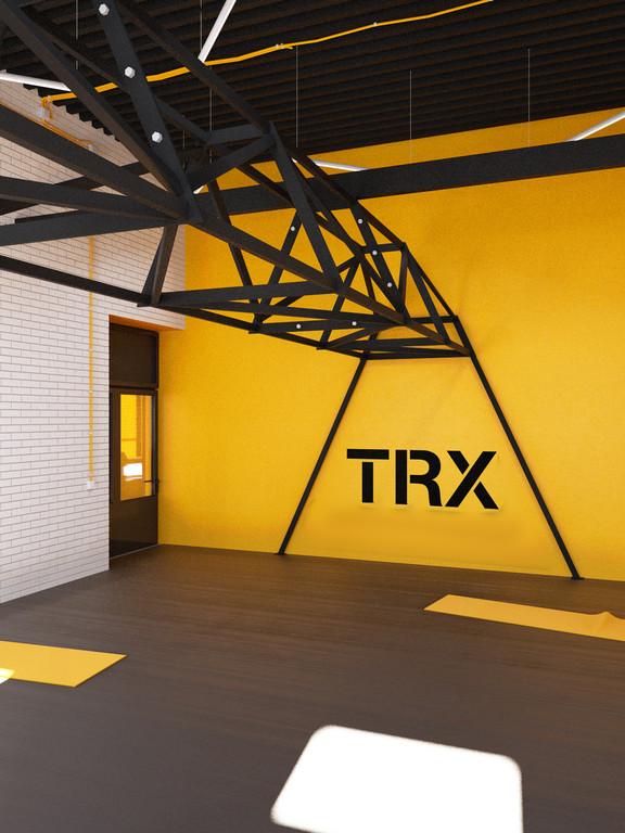 Проектирование изготовление, 3д визуализация ТRX тренажера