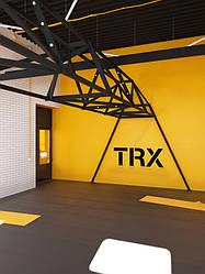 Проектирование изготовление, 3д визуализация ТRX тренажера 1