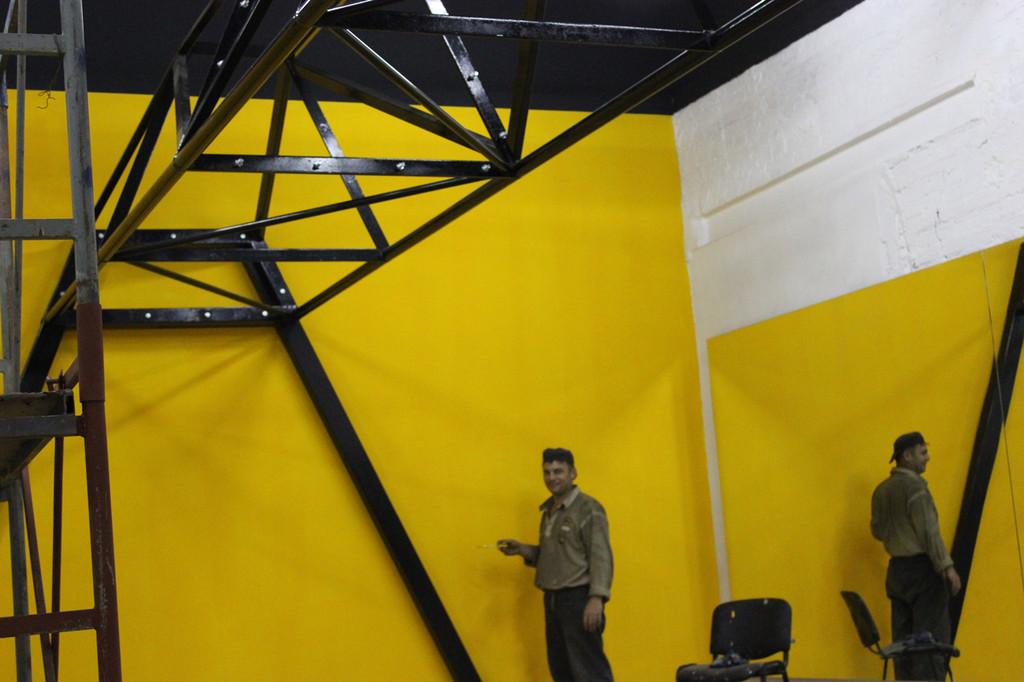 Проектирование изготовление, 3д визуализация ТRX тренажера 4