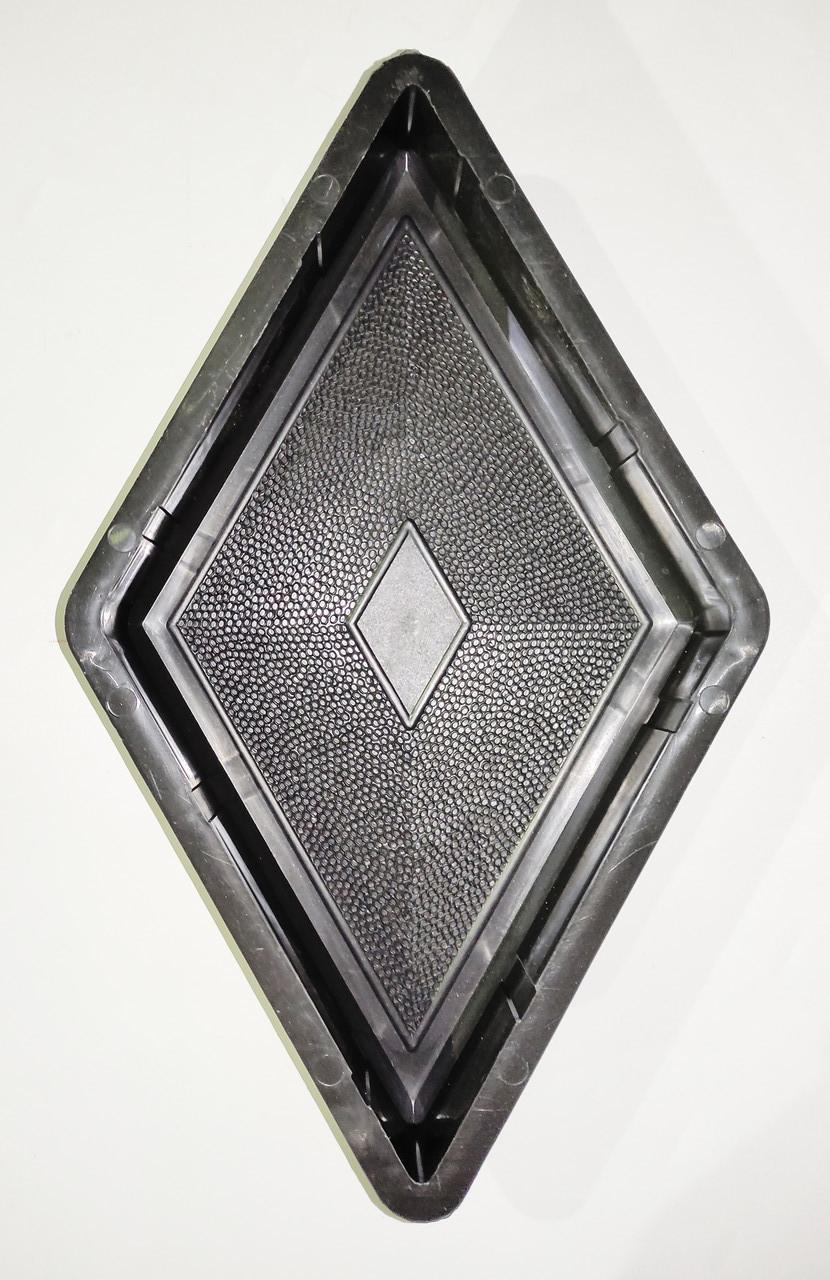 Форма для тротуарной плитки Ромб гладкий