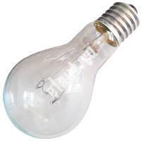 Лампа накаливания ЛОН-75 Е27 прозора