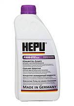 Антифриз фіолетовий концентрат HEPU G12+ 1.5 л