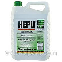 Антифриз зеленый концентрат HEPU G11 5л