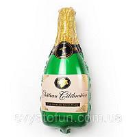 Фольгированный шар фигура Шампанское Китай