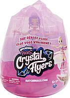 Лялька Spin Master Hatchimals Pixies Crystal Flyers Purple Чарівна літаюча іграшка Pixie, фото 1