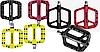 Нейлоновые велосипедные педали RockBros на 1 пром подшипнике 365 г .