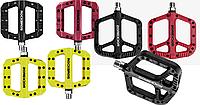 Нейлоновые велосипедные педали RockBros на 1 пром подшипнике 365 г ., фото 1