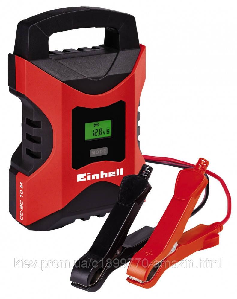 Зарядний пристрій Einhell CC-BC 10 M New