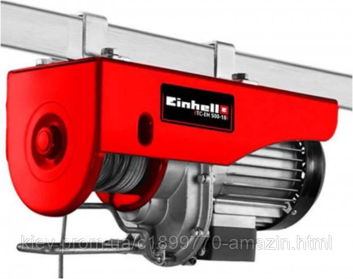 Тельфер електричний Einhell TC-EH 500-18 (2255145)
