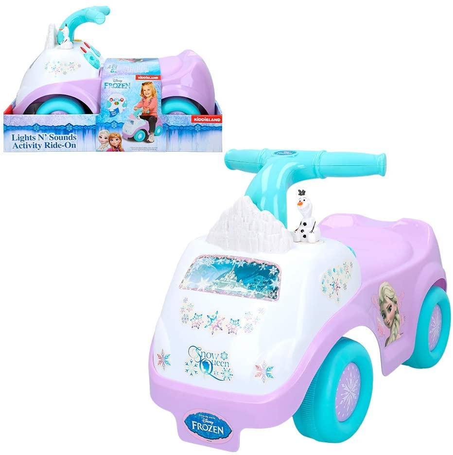 Машинка каталка Чудомобиль-Мини - Холодное Сердце Kiddieland Disney Frozen Activity Ride On 052738