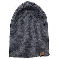 Шапка моднаяТрансформер HatsLight kinoro унисекс размер взрослый, черная, фото 6