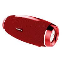 Bluetooth-колонка HOPESTAR-H27, StrongPower, c функцией speakerphone, радио, PowerBank, red