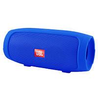Bluetooth-колонка JBL CHARGE MINI 3+, c функцией speakerphone, PowerBank, blue