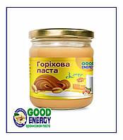 Натуральная ореховая паста с медом без сахара 180 гр, фото 1