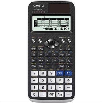 Калькулятор CASIO FX-991CEX