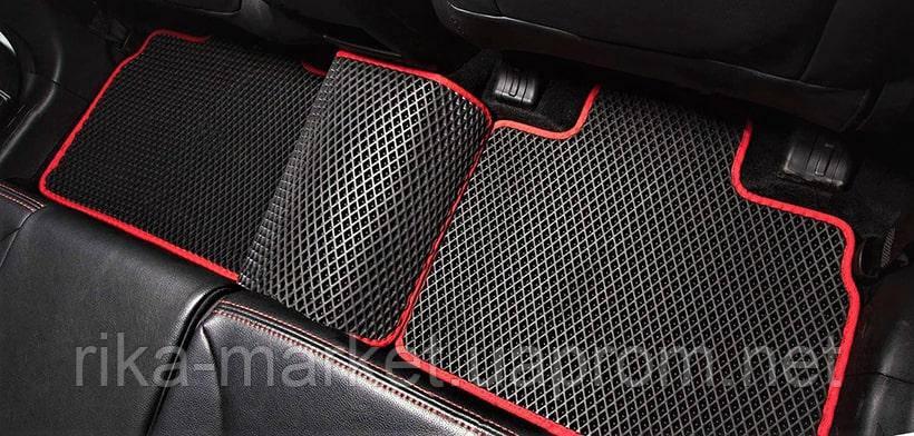 Автомобильные EVA (эва) коврики для багажника и  салона автомобиля