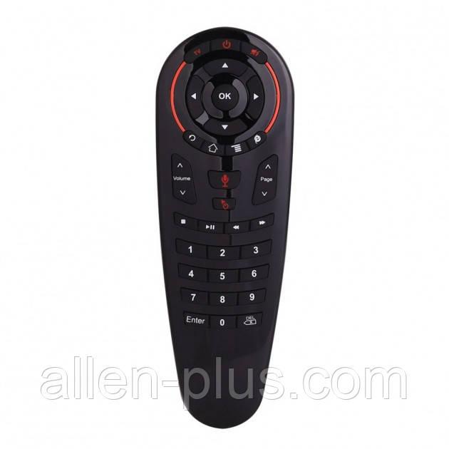 Аэромышь Пульт Air Mouse G30S обучаемый с микрофоном (гироскоп + голосовое управление)