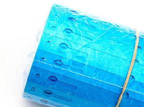 Етикетки-петля для рослин TYVEK 1,275 х 22 см, 1000 шт, блакитні - Тивек, фото 3