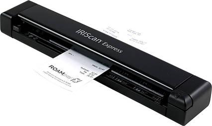Сканер IRIS Iriscan Express 4